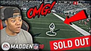 MY OFFENSE CAN'T BE STOPPED! EXPOSE GOD IS BACK! | Madden 18 Ultimate Team Gameplay