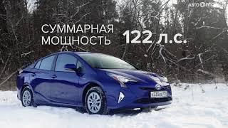 видео Новый Toyota Prius