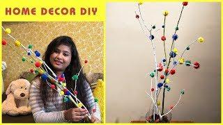 Simple DIY Home Decor || Indian vlogger Soumi || Decor Tips