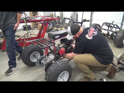 CT200U Trike Build Ep3 ~ Mini Trike Tuesday