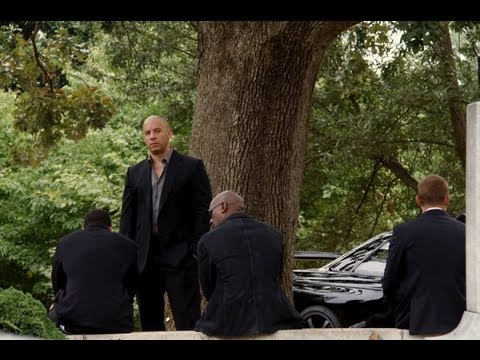 vin diesel talks fast and furious 7 and releases new image