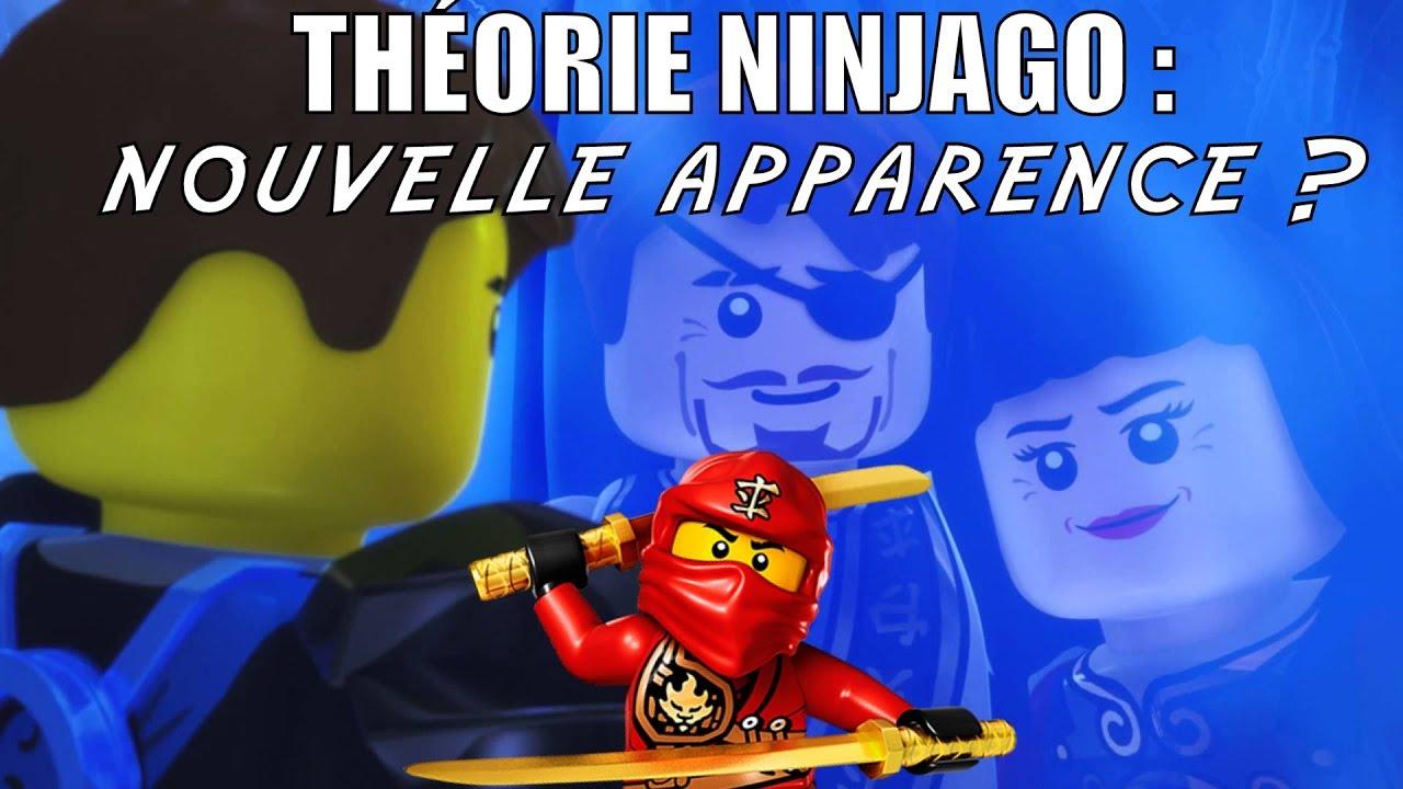 thorie ninjago une nouvelle apparence pour les ninjas ninjago rouge - Ninjago Nouvelle Saison