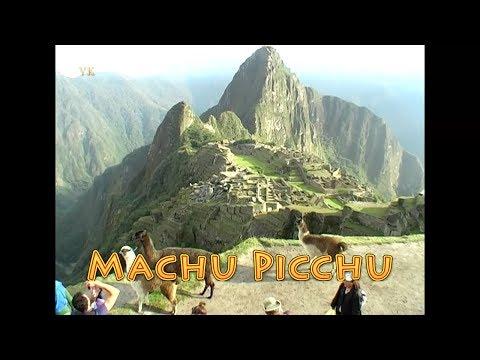 Peru, Machu Picchu. Doku mit Sehenswürdigkeiten (3/5).