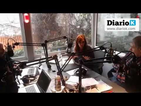 Cristina con Victor Hugo Morales en AM 750 - Entrevista Completa