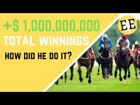 How This Man Profited $1 Billion Betting on Hong Kong Horse Races