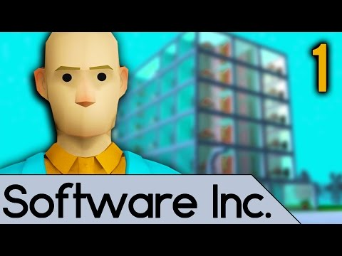 Software Inc Alpha 9 | Re-Learning it All! (Let's Play Software Inc Alpha 9 / Gameplay part 1)