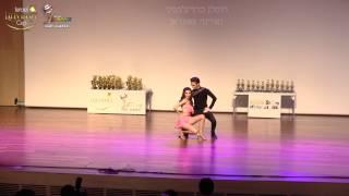 Ildc 2015 -  Ruslan Berdichevsky & Alina Papazyan - Bachata Amateurs - 3rd Place