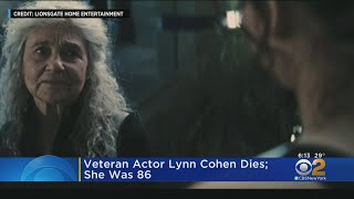 Veteran Actress Lynn Cohen Dies