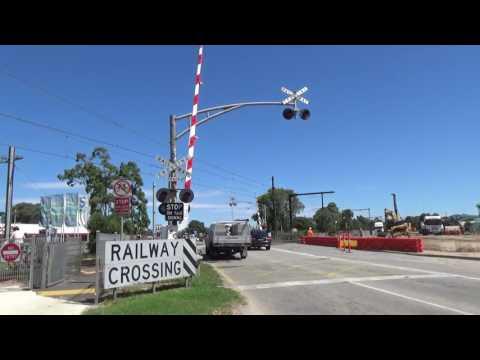 Heatherton Rd Level Crossing, Noble Park
