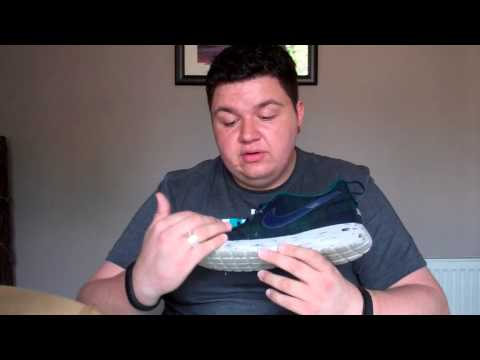 competitive price fdf92 9a10c MyNikeiDs Roshe One Pendleton Nike iD 728460-991 Black Watch Pendleton On  Feet Sneaker Review