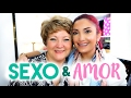 HABLANDO DE SEXO & AMOR CON MI SUEGRA | Claudia Cienfuegos