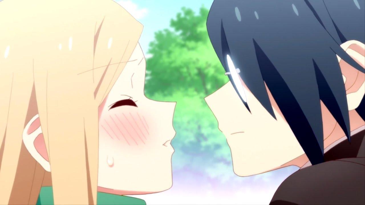 Kiss Me Or I M Telling Funny Anime Moments Tsuredure Children