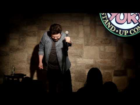Terribly Inappropriate Stand Up Comedy