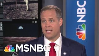 What's NASA's Plan For The Next Moon Mission? | Velshi & Ruhle | MSNBC