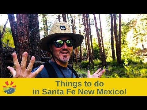 Things To Do In Santa Fe New Mexico!