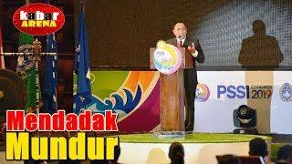 RESMI | Edy Rahmayadi Mundur dari Ketua PSSI
