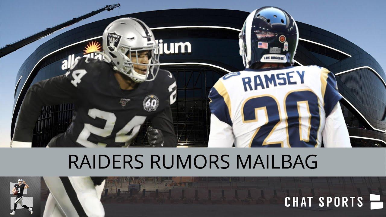 Raiders Rumors Mailbag: Sign Jalen Ramsey In 2021? Raiders Free Agency Needs, Johnathan Abram 2020