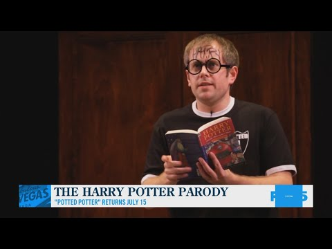 'Potted Potter' returning to the Vegas stage