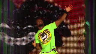 wwe kofi kingston theme song + video entrata