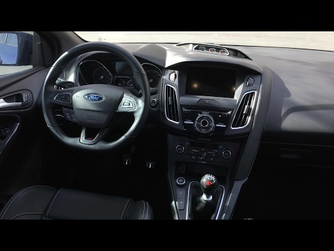Ford Focus ST ST3 Indepth Interior