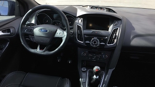 Ford Focus ST (ST3) Indepth Interior Review