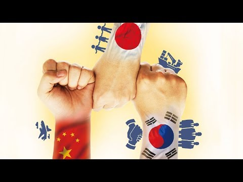Can China, Japan, and South Korea lead in promoting globalization and free trade?