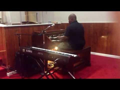 Jerry Britt playing