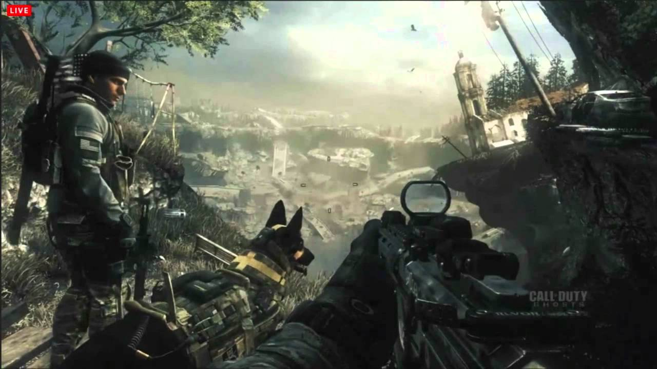 Call Of Duty Ghosts Gameplay Demo Walkthrough E3 2013 HD Xbox OnePS4Xbox 360PS3PC