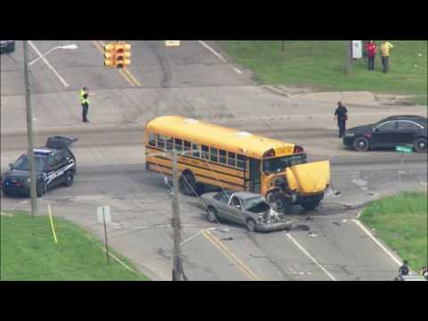 Think Twice Before You Go; School Bus Safety Series