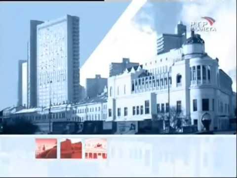 staroetv.su / Вести Москва (Россия/Россия-1, 2003-2010) Заставка