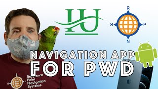 Donate to Reference Point Navigation a A11y Navigation App for PWD's Created by Intrinsic Usability