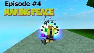 Roblox - Peace Episode #4 Super Power Trainingssimulator