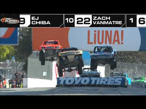 2019 Long Beach Race 2 - Stadium SUPER Trucks