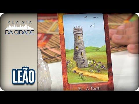 Previsão de Leão 01/05 à 08/05 - Revista da Cidade (01/05/17)