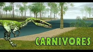 Carnivores: Dinosaur Hunter (Part 11) Sociable Coelophysis