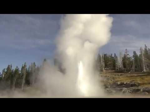 Grand Geyser, Yellowstone NP