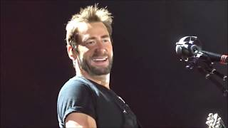 Nickelback - Something in Your Mouth / Live 2018