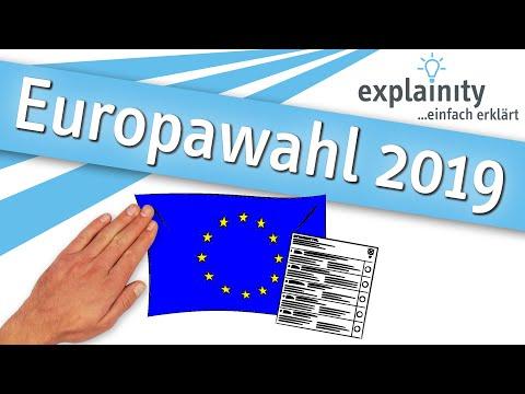 Europawahl 2019 einfach