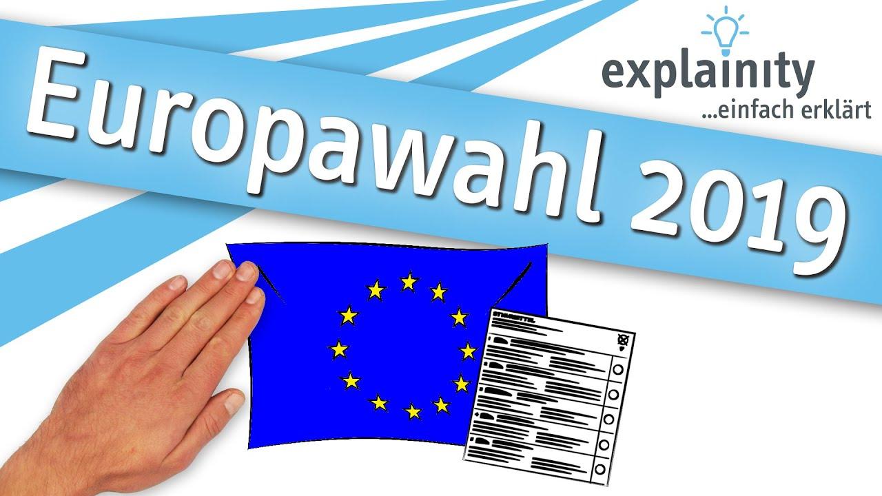 Europawahl 2019 - einfach erklärt