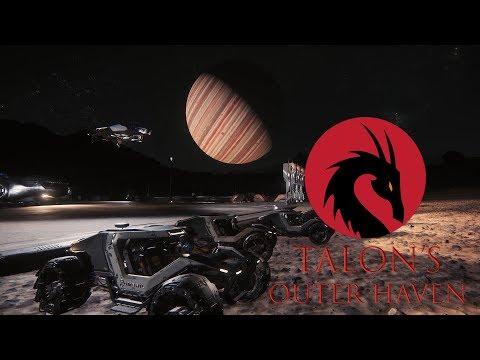 Star Citizen Org Spotlight   Talons Outer Haven