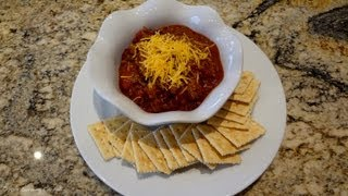 Slow Cooker Spicy Chili - Recipe