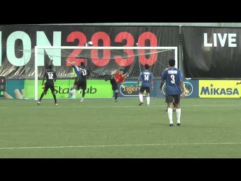 Starhub League Cup Qualifier Final: Admiralty FC 3-1 Singapore Recreation Club