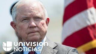 ¿Qué significa que Sessions prohíba a jueces archivar casos de deportación de algunos inmigrantes?