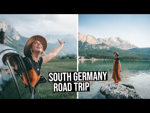 The Perfect Germany Road Trip | Bavaria, Mountains & Lakes G