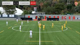 N2 : AS Monaco - FC Martigues