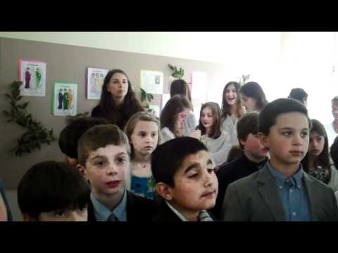 Holy Week Experience: Ascension Cathedral Sunday School - Student Video