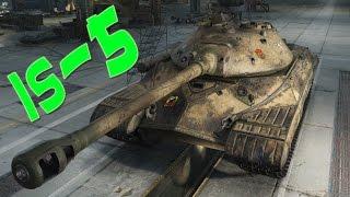 Fajowe Czołgi Premium #62 - IS-5 (Object 730)