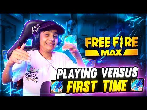 Playing Versus In Free Fire Max For The First Time ЁЯФе рдпреЗ рдХреНрдпрд╛ рдмрдирд╛ рджрд┐рдпрд╛ - Garena Free Fire Max