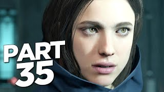 DELIVERING MAMA in DEATH STRANDING Walkthrough Gameplay Part 35 (FULL GAME)