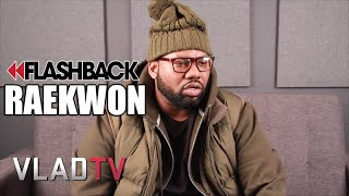Raekwon on Method Man Having Most Passion in Wu-Tang (Flashback)